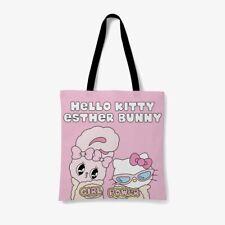 Hello Kitty x Esther Bunny Girl Power Tote Bag