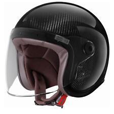 Caberg Jethelm Freeride Carbon Schwarz inkl Visier XL Motorradhelm Motorrad Helm