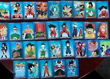 Dragon Ball Antologia Lotto 61 Carte Tutte Diverse