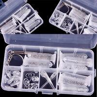 Durable Brillen Schraube·Optical Reparatur Assortment Werkzeug Kit Zubehör