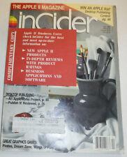 Apple InCider Magazine LLGs Paint Program April 1988 111514R