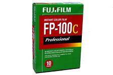 Fujifilm Instant Color Film FP-100C Professional 10 Prints Exp. 2017