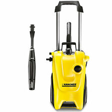 Karcher K4 Compact Pressure Washer Power Home Garden Car Wash Mobile Cleaner