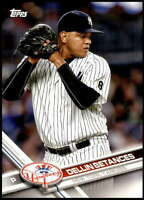 Dellin Betances 2017 Topps Team Sets 5X7 New York Yankees #NYY-5 /99 Yankees