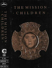 The Mission ‎Children CASSETTE ALBUM Goth Rock Mercury ‎MISHC 2