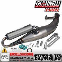 marmitta GIANNELLI espansione EXTRA V2 GILERA RUNNER SP STORM 50 COD.31633P2