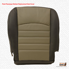 2011 Dodge Ram Passenger Side Bottom Replacement Synthetic Leather Seat Cover