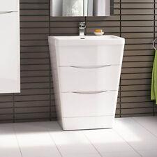 Bathroom Stone Modern Cabinets & Cupboards