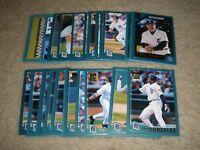 2001 Topps Detroit Tigers Team Set (28) Includes Rookie Cards NrMt