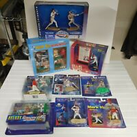Lot Of 9 Mark McGwire Starting Lineup and Headliners XL MLB 1998-2000