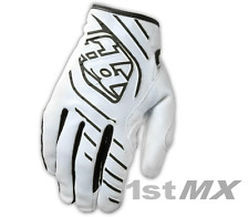 Troy Lee Designs TLD Motocross Fuera De Carretera Guantes se Blanco Adulto Xl Venta