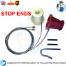 HENDERSON Premier Cones Cables GARAGE DOOR SPARES PARTS NEW lift wires Up & Over