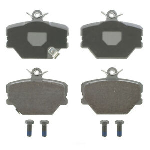 Disc Brake Pad Set-ThermoQuiet Disc Brake Pad Front fits 05-16 Smart Fortwo