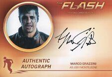 The Flash Season 2, Marco Grazzini 'Joey Monteleone' Autograph Card MG1