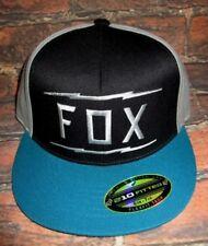 MENS FOX FLEXFIT TECH FITTED HAT CAP SIZE ( 6 7/8- 7 1/4)