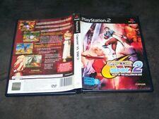 CAPCOM VS SNK 2 SONY PS2 PLAYSTATION 2 COMPLET