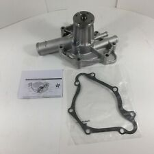 Gates 43026 Engine Water Pump New with Gasket