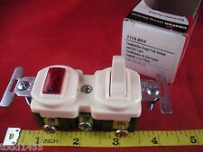 Cooper 277A-Box Combination Single Pole Decorator Switch Pilot Light 15a 120v