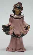 Vintage ( Chalk Ware?) Chinese Girl Figurine