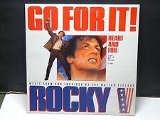 "MAXI 12"" BO Film OST Rocky V Go for it! JOEY B. ELLIS / TYNETTA HARE 2041726"