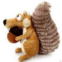 ICE AGE 4 Lovely Animal Stuffed Soft Plush Toys Dolls Birthday Gift 20cm