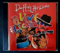 DAN HICKS & THE HOT LICKS alive & lickin US CD SURFDOG 2001