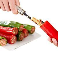 Edelstahl Chili Samen Remover