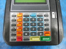 LOT OF 4 HYPERCOM MN: T7PLUS CREDIT CARD MACHINES - READERS *NO POWER SUPPLYS*