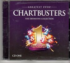 (FD336) Greatest Ever Chartbusters [Disc 1], 20 tracks various artists - 2012