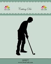 Dixi Craft Golf Cutting die- DCMD0077