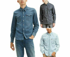 Levi's Long Sleeve Slim Casual Shirts & Tops for Men