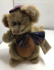 Cottage Collectibles Monterey Jack Ganz Stuffed Mouse Plush 1996 By Lorraine