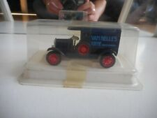 """Efsi T Ford 1919 """"Van Nelle's Gebroken Thee"""" in Dark Blue in Box"""