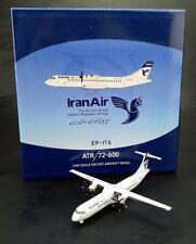 Iran Air ATR-72 Reg: EP-ITA JC Wings 1:400 Diecast Models LH4078