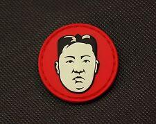 Kim Jong Un Dear Leader GITD Morale Patch Glow In The Dark Supreme Leader DPRK