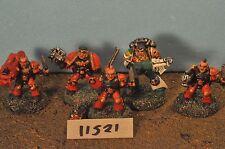Space Marine Scout escuadrón 5 Warhammer Sigmar (11521)