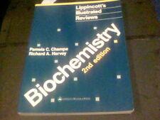 1994 Lippincott's Illustrated Reviews Biochemistry by Pamela C. Champe s7