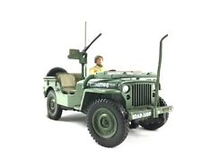 1:32 Unimax Forces of Valor Diecast WWII US Army 82nd Airborne GPW Willy's Jeep