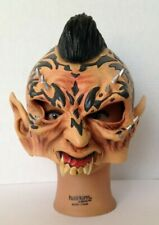 Mohawk Zombie Monster Warrior Halloween Costume Accessory NEW Without Tag