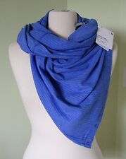 NEW Lululemon Vinyasa Scarf MQSH Mini Check Pique Heathered Sprinkler NWT Rulu