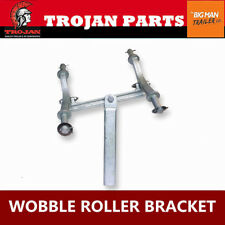 Trojan BOAT TRAILER WOBBLE ARM ROLLER BRACKET QUAD ROLLERS 440030