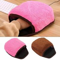 Cartoon Cute USB Hand Warmer Heater Winter Laptop PC Heating Warm Mouse Pad HOT
