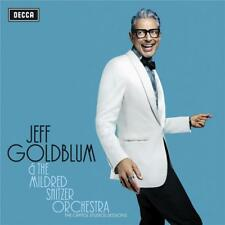 Jeff Goldblum Capitol Studio Sessions CD NEW