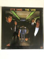 THE WHO It's Hard Remastered Vinyl Record 180 gram LP Sealed 2015 Reissue