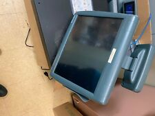 Micros Workstation 5a 400814101 Point Of Sale Terminal Working With All Cords