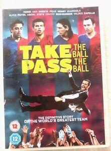 75430 DVD - Take The Ball Pass The Ball    831 724 8