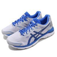 Asics GT2000 7 Lite Show Grey Blue White Men Running Shoes Sneaker 1011A203-020