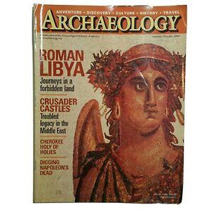 Archaeology Magazine September/October 2002 Journey in a Forbidden Land