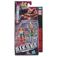 Transformers Siege War for Cybertron Micromasters TopShot & Flak Autobot Battle