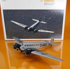 """Herpa Wings 019040 Junkers Ju-52 """"Lufthansa""""Scale 1/160"""